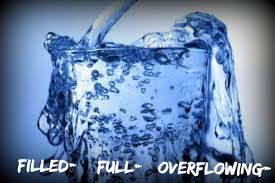 filled-full-overflowing