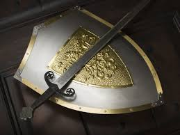 shield and sword