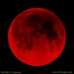 red blood moon