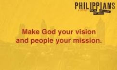 make God your vision