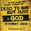 Alive to God